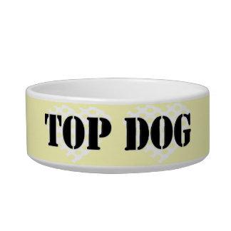 Top Dog Dog Dish