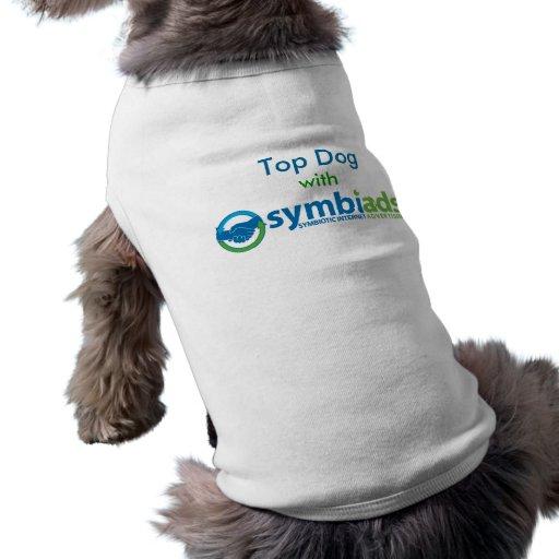 Top Dog Dog Tshirt