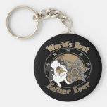 Top Dog Father Key Chains
