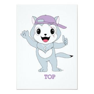 Top Dog™ Invitation
