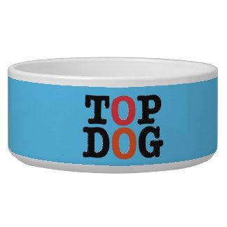 Top Dog! - Large Pet Bowl