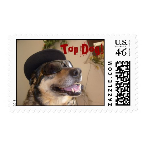 Top Dog! Stamps
