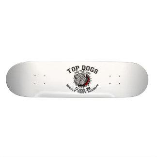 TOP DOGS [4] SKATEBOARD DECK