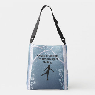 TOP Dreaming of Skating Crossbody Bag