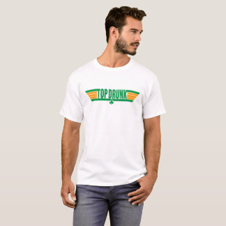 Top Drunk St. Patrick's Shirt