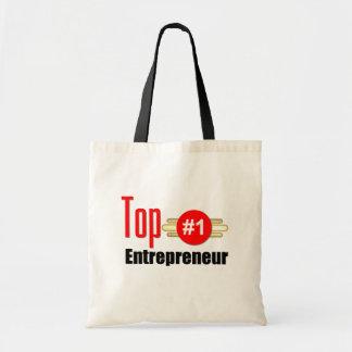 Top Entrepreneur Canvas Bags