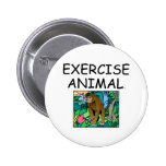 TOP Exercise Animal Buttons
