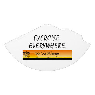 TOP Exercise Everywhere Party Hat