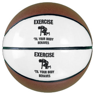 TOP Exercise Til Body Behaves Basketball