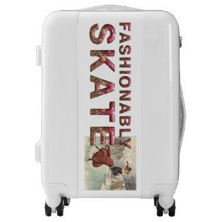 TOP Fashionably Skate Luggage