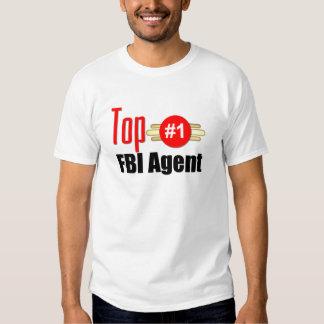 Top FBI Agent Tee Shirt