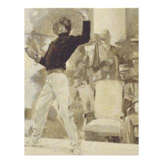 TOP Fencing Flyer
