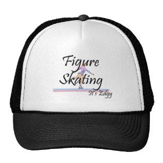 TOP Figure Skating Edgy Trucker Hat