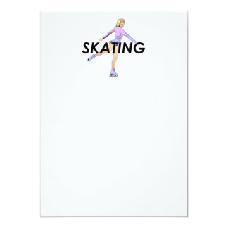 TOP Figure Skating Girl Card