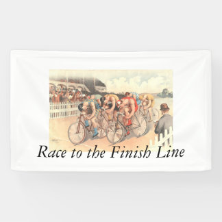 TOP Finish Line Banner