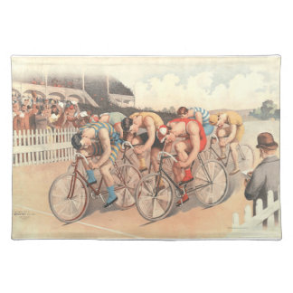 TOP Finish Line Cloth Placemat