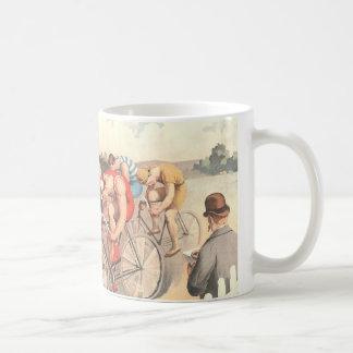 TOP Finish Line Classic White Coffee Mug