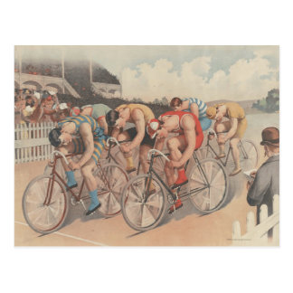 TOP Finish Line Post Card