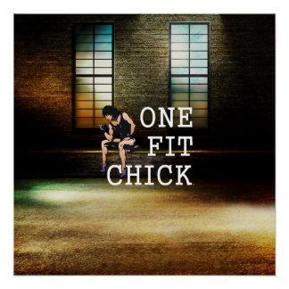 TOP Fit Chick Poster