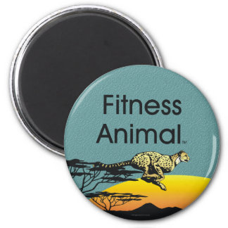 TOP Fitness Animal Magnet