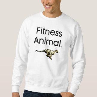TOP Fitness Animal Pullover Sweatshirt