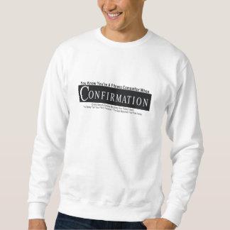 TOP Fitness Competitor Sweatshirt