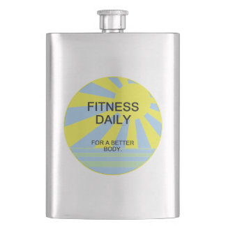 TOP Fitness Daily Hip Flask