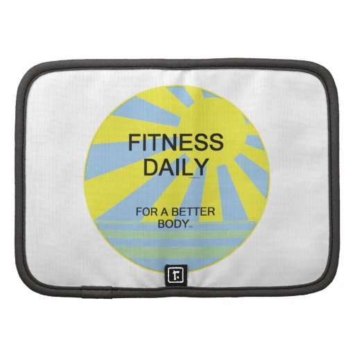 TOP Fitness Daily Planners