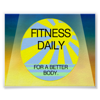 TOP Fitness Daily Poster