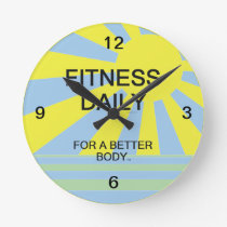 Fitness Daily T-Shirts and Gifts
