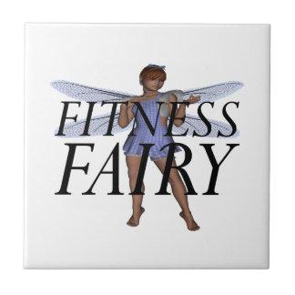 TOP Fitness Fairy Ceramic Tile