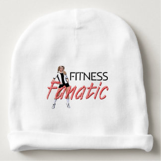 TOP Fitness Fanatic Baby Beanie