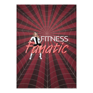 TOP Fitness Fanatic Card