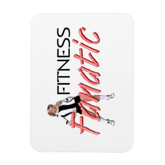 TOP Fitness Fanatic Magnet