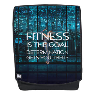 TOP Fitness Goal Backpack
