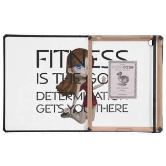 TOP Fitness Goal iPad Cases