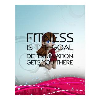 TOP Fitness Goal Flyer