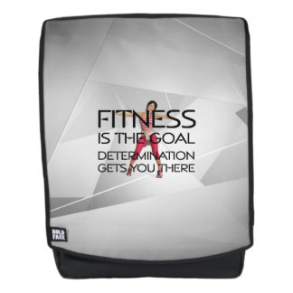 TOP Fitness is the Goal Backpack