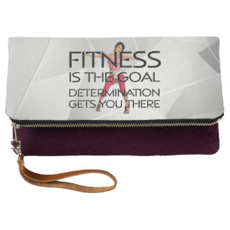 TOP Fitness is the Goal Clutch