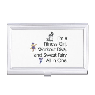 TOP Fitness Triple Play Case For Business Cards