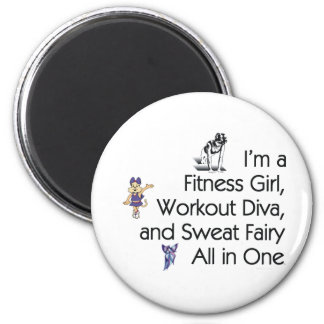 TOP Fitness Triple Play Magnet