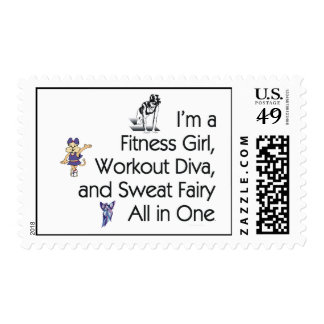 TOP Fitness Triple Play Postage