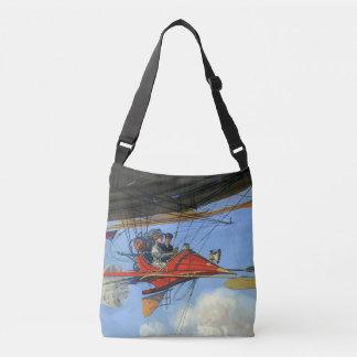 TOP Flight Instructor Crossbody Bag