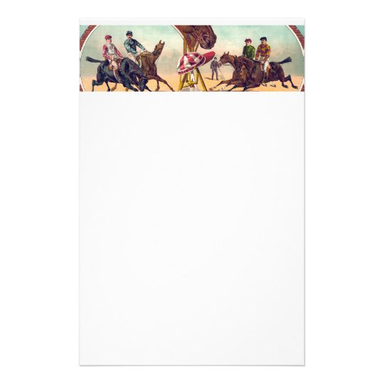 TOP Follow the Race Game Stationery