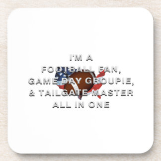TOP Football All in One Beverage Coasters