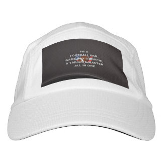 TOP Football All in One Headsweats Hat