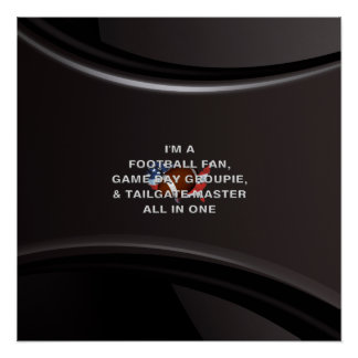 TOP Football All in One Poster