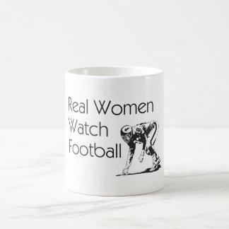 TOP Football Women Classic White Coffee Mug