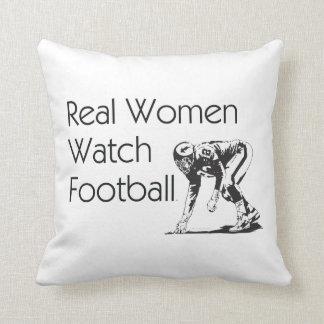 TOP Football Women Throw Pillow