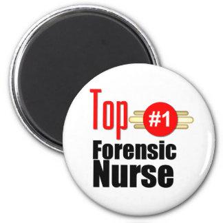 Top Forensic Nurse Refrigerator Magnets